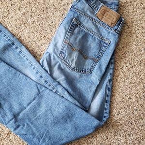 Men's American Eagle Lightwash Jeans